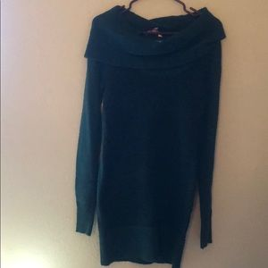 Sweater dress, worn once, midi